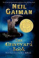 The Graveyard Book by Neil Gaiman (Trade Paper)