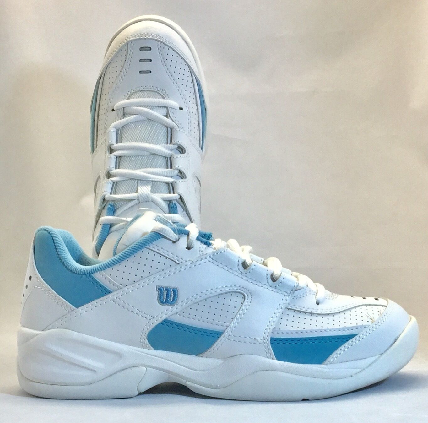 Wilson Advantage Court IV Donna Lightweight Tennis Shoes (B) (S9641)