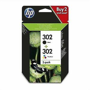 HP 302 Envy 4520 Cartucho de Tinta - Negro y Tricolor