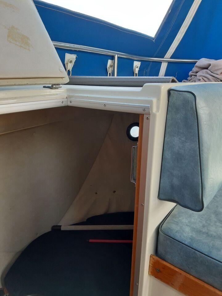Bud modtages Nidelv 26, Motorbåd, årg. 1986
