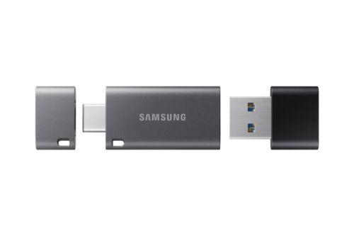 Genuine Samsung USB 3.1 Flash Drive DUO Plus OTG 32//64//128//256 GB Up to 300MB//s