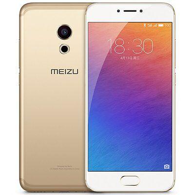 Original Meizu Pro 6 MTK Helio X25 Deca Core 4GB RAM 4G LTE SmartPhone 3D Press