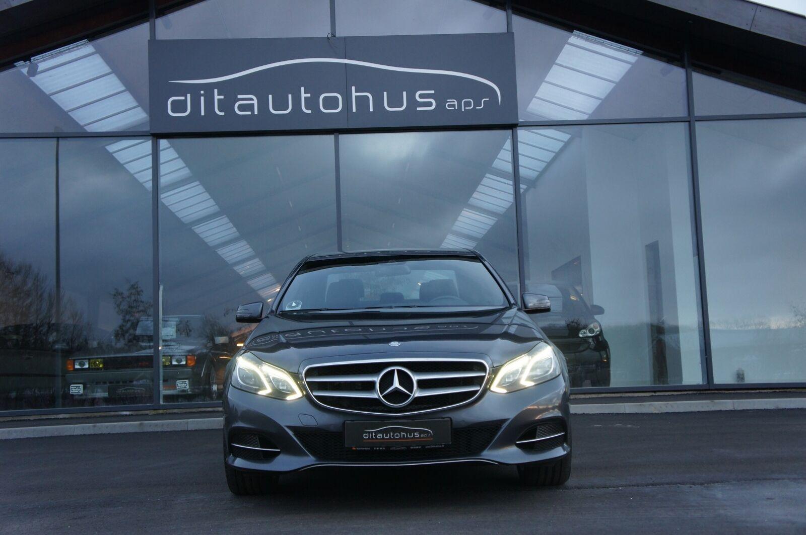 Mercedes E350 3,0 BlueTEC Avantgarde aut. 4d
