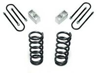 S10 S-10 3-4 Drop Lowering Kit Springs V6