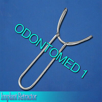 Implant Retractor Surgical Dental Instruments