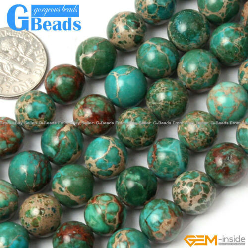 """Blue Crzay Lace Agate Round Beads For Jewelry Making Free Shipping Strand 15/"""""""