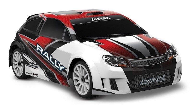 minorista de fitness Traxxas LaTrax Rally Rally Rally  listo para correr/Rtr Rojo 75054-5 TRA75054-5R  venta de ofertas