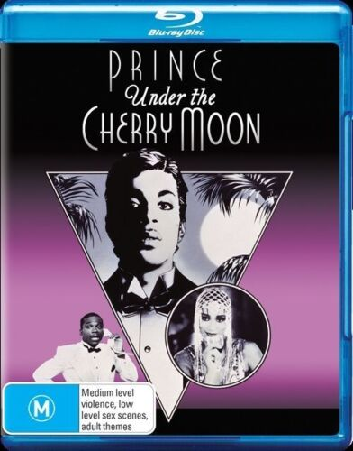 1 of 1 - Under The Cherry Moon (Blu-ray 2016) New ExRetail Stock Genuine & unSealed D125