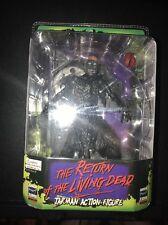 Return of the Living Dead TARMAN Zombie Action Figure Monstarz NIP Amok Time