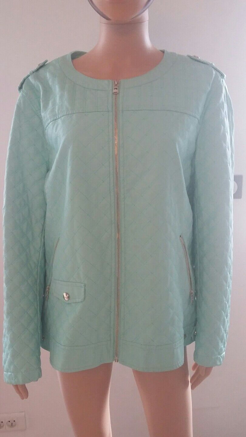 Veste NANA BELLA s13 green pale