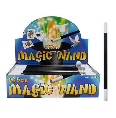 26.5 cm Long Magic Wand Fancy Dress Party Childrens Kids Party bag Filler