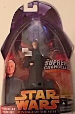 Supreme Chancellor Palpatine - Star Wars Revenge of the Sith Action Figure #14