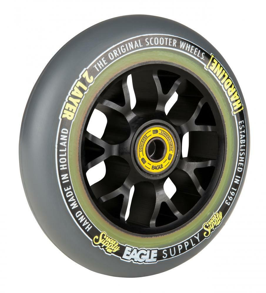 Eagle Supply Wheel 115mm H Line 2 L Hollowcore Sewercaps
