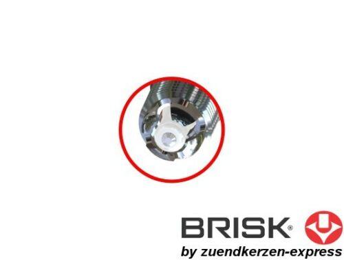 4 unidades by Z-E Brisk premium racing gor15lgs 3081 bujías
