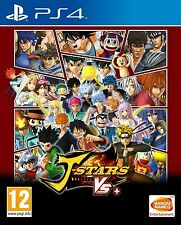J-Stars Victory VS+ For PS4 (New & Sealed)