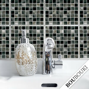 Fliesenaufkleber Mosaik Pearl 3 Original Boubouki Ebay