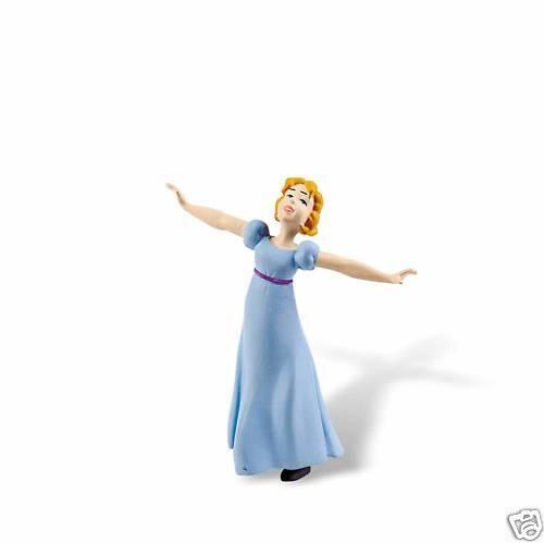 Wendy da Peter Pan 8 CM BULLYLAND 12652