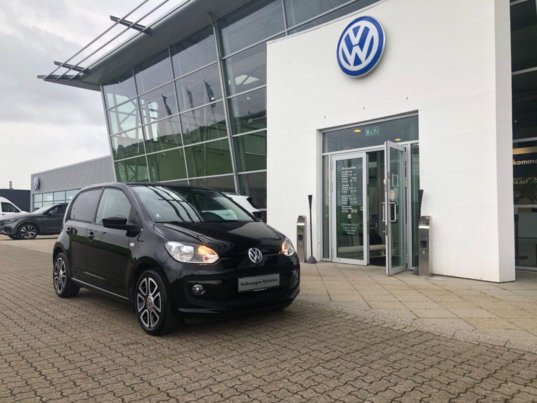 VW Up! 1,0 75 High Up! BMT 5d - 69.900 kr.