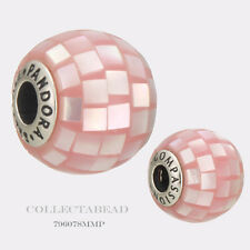 Authentic Pandora Essence Collection Sterling Silver Compassion Bead 796078MMP
