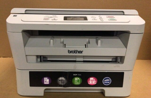 Brother DCP-7055 Printer Drivers (2019)