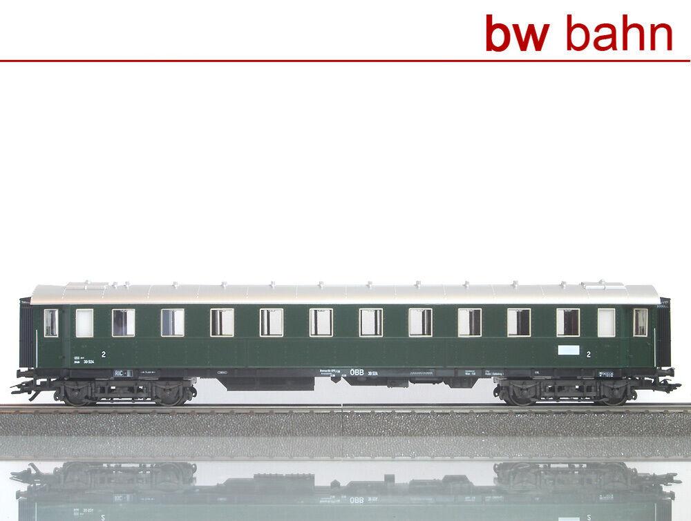 Märklin H0 4241 4241 4241 Schnellzugswagen 2. Klasse der ÖBB Neu  | eine breite Palette von Produkten  63ff88