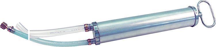 Ölansauger Handpumpe Pumpe zum Öl ansaugen doppelwirkende Ölpumpe Ansaugpumpe
