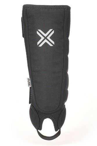 FUSE Alpha Shin Whip Ankle Predective BMX Pads - LARGE