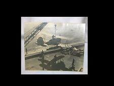 Foto ufficiale Aviazione Americana seconda guerra mondiale - N3N-I - 1937