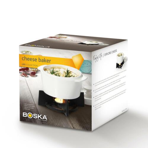 Assistant de cuisine 15.4 cm fromage 340033 käsezubehör FROMAGES FONDUS Boska Cheese Baker