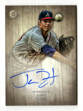 JASON HURSH MLB 2014 BOWMAN INCEPTION PROSPECT AUTOGRAPHS (ATLANTA BRAVES)