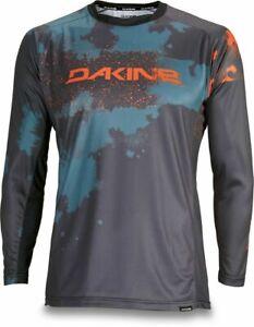 niskie ceny aliexpress wiele kolorów Details about Dakine Slate Blue Thrillium Long Sleeve Bike Jersey Downhill  Mountain Biking MTB