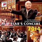 Year's Concert 2014 0888837922722 by Daniel Barenboim CD