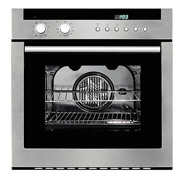 Domain Deo609a 9 Function Fan Forced Electric Oven For