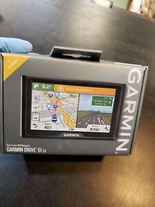 Garmin Drive 51 EX 5.0 inch GPS Navigator - Black