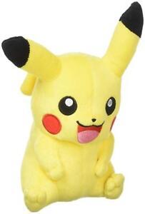 Pokemon-Pikachu-Brand-New-Tomy-Plush-8-039-039-Official-Product-Plushie-Doll