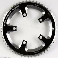 FSA 52T 110mm BCD 10-Speed Road Bicycle Chainring N10/11 Black & Silver
