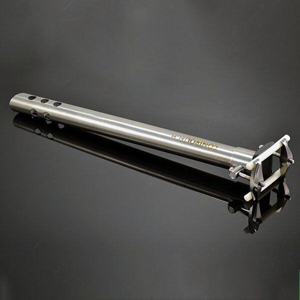 CONTROLTECH Reggisella in Titanio, 31.6 x 350mm