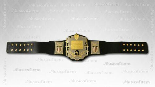 AWA World Heavyweight Wrestling Championship Belt adult size