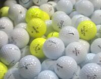 50 AAAA Used Golf Balls Assorted Brands