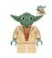 Chronicles Promotional Set Toy Fair 2013 Star Wars Minifigure Lego Yoda