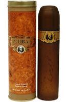 Cuba Original By Parfums Des Champs Edt Eau De Toilette/cologne For Men100ml