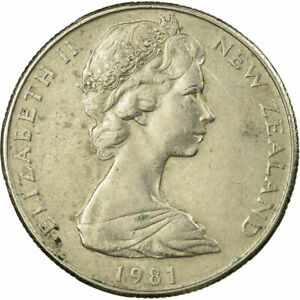 706813-Coin-New-Zealand-Elizabeth-II-50-Cents-1981-EF-40-45