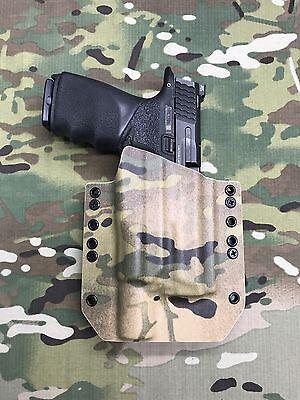 Kryptek Highlander Kydex Holster M/&P 2.0 Full Size 9//40//357 Streamlight TLR-1