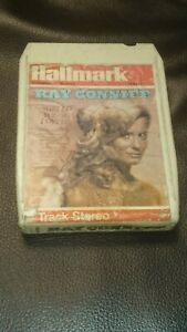 Vintage-8-Track-Cassette-Cartridge-eight-ray-conniff-hello-young-lovers