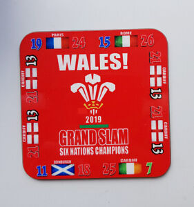 Wales-2019-Grand-Slam-with-scores-coaster