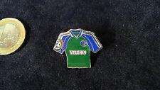 FC Schalke 04 S04 Trikot Pin 1999/2000 Away grün Veltins Bier altes BL Logo