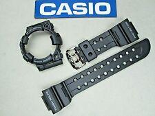 Genuine Casio G-Shock Frogman GF-1000 GWF-1000 watch band and bezel set black