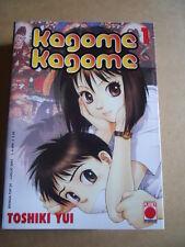 KAGOME KAGOME vol.1 - Toshiki Yui Planet Manga   [G370L]