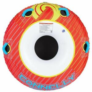 CONNELLY SPIN CYCLE 1 Person Tube Towable Funtube Wasserreifen Wasserspass Wasse