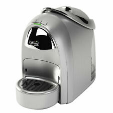 Caffitaly AMBRA Silver Capsule Coffee Maker S18-001